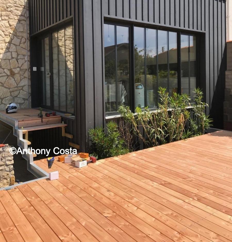 Construire Terrasse En Bois rencontre technique construction bois : terrasse en bois, parlons  réglementation et bonnes pratiques