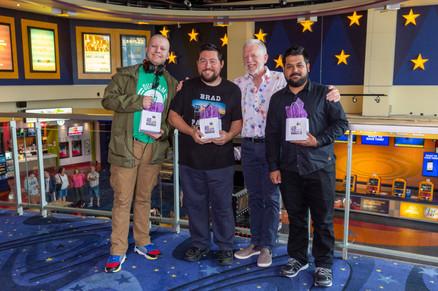Team 18: Deanie Award Winner and Best Adventure, The Box