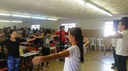 ALUNOS DE EDUCAÇÃO FÍSICA