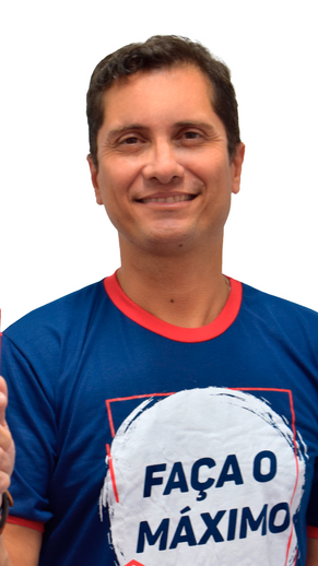 PAULO CERQUEIRA PROFESSOR BIOLOGIA