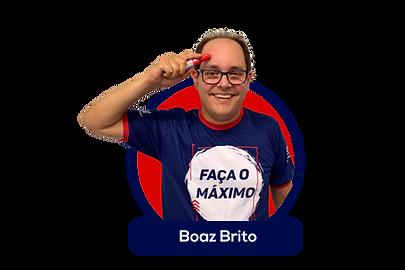 Boaz Brito professor de espanhol ; matéria isolada ; enem e SSA recife