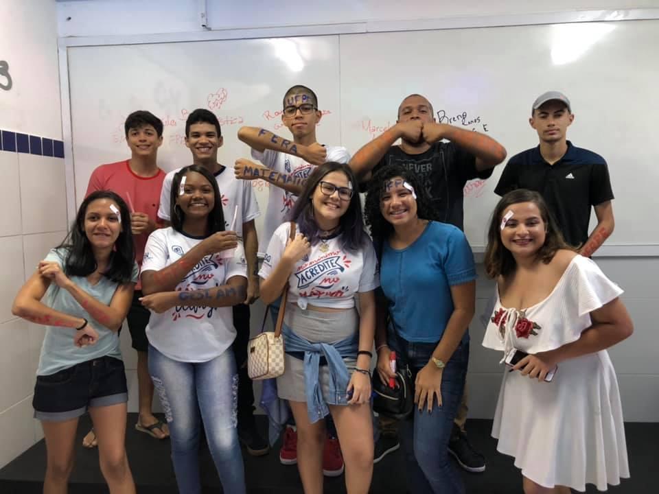alunos aprovados no enem, sisu, ufpe, upe, unicap, ifpe. gm grupo máximo educacional