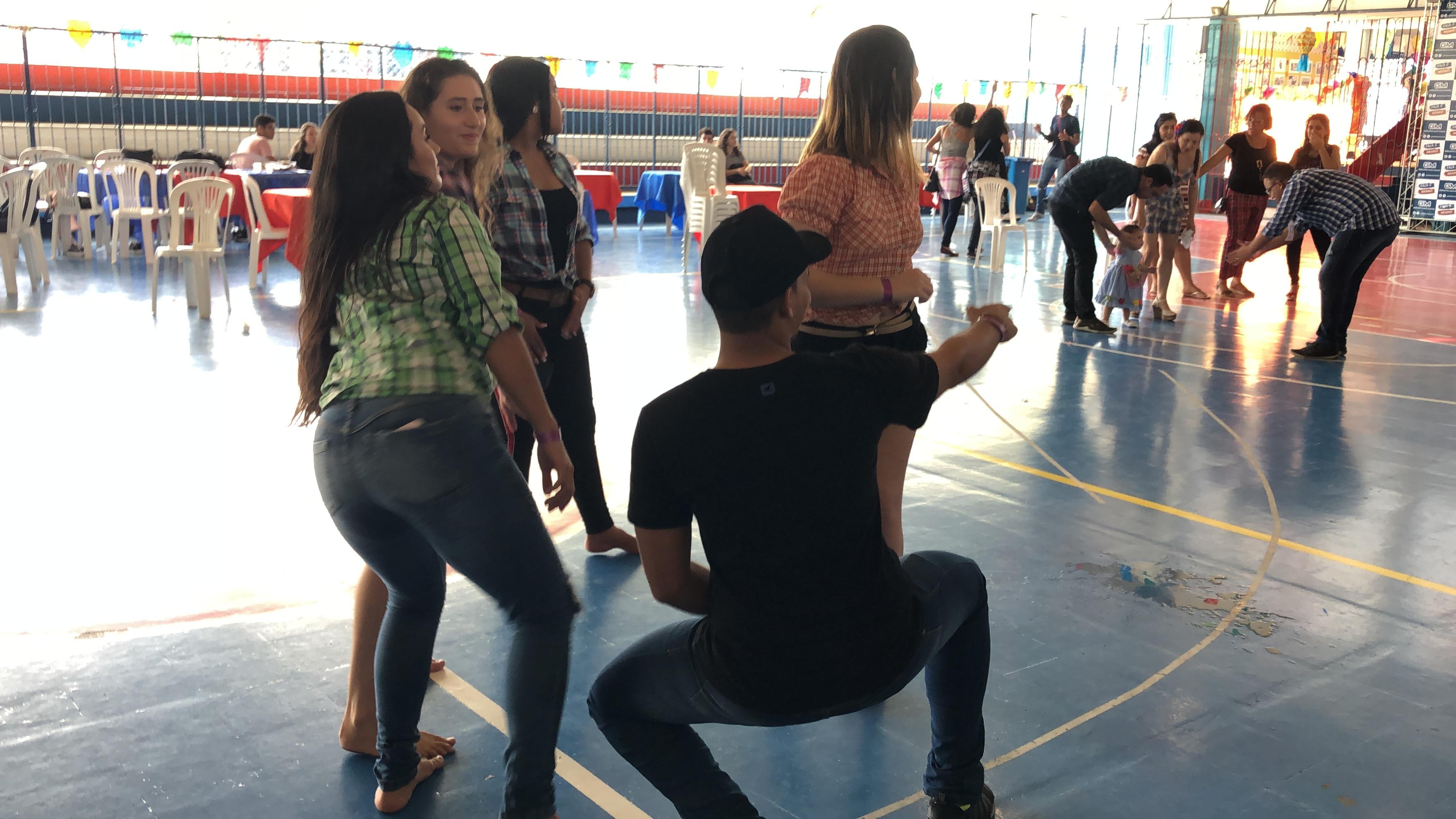dança música festa junina gm recife