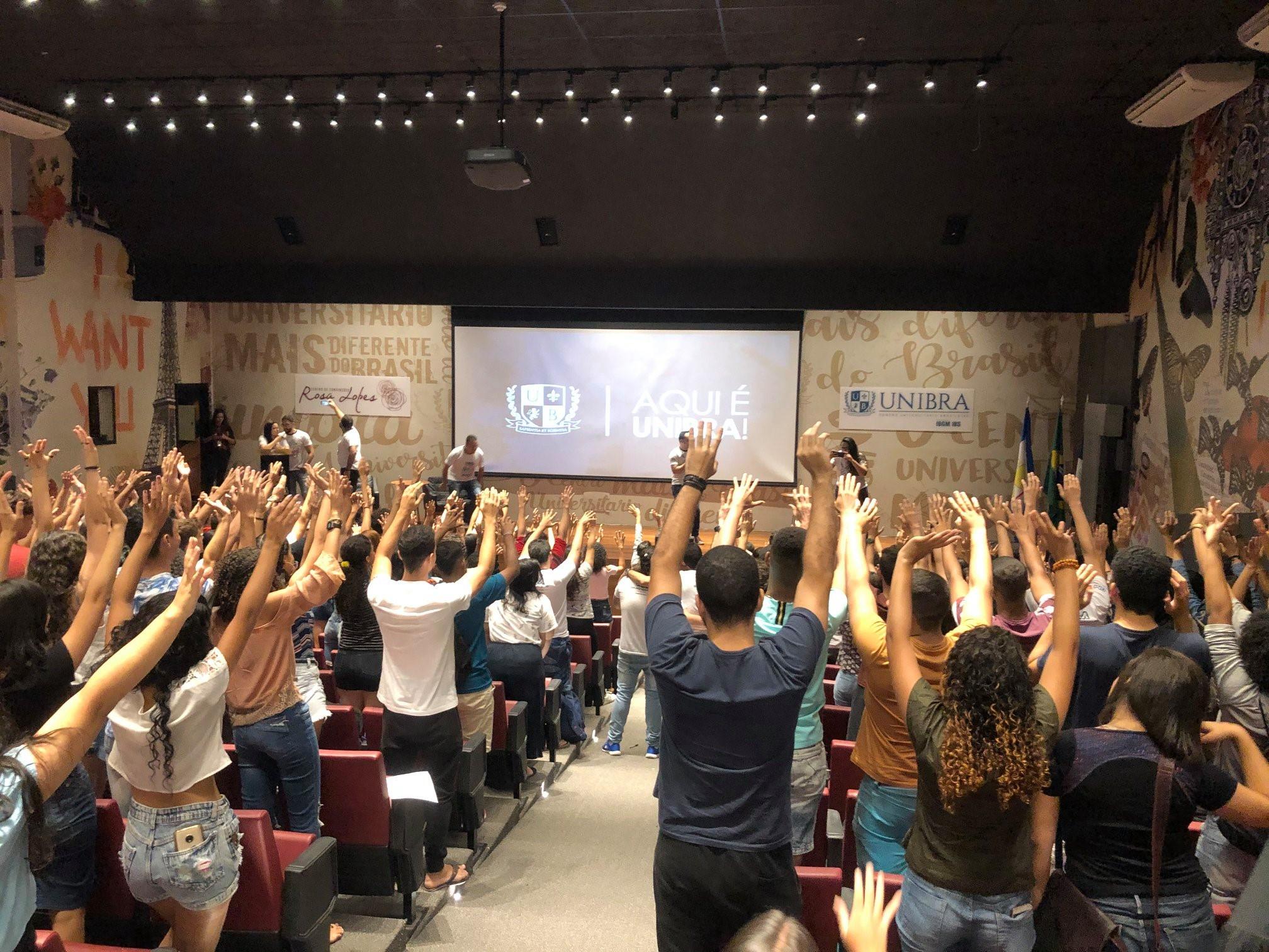 plantão pré-enem 2019, grupo máximo educacional e unibra