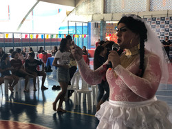drag chica no são joão do grupo máximo educacional