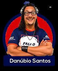 Danúbio Santos professor de filosofia e sociologia ; matéria isolada ; pré-enem e SSA recife
