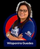 Wiaponira Guedes professora de linguagem ; matéria isolada ; pré-enem e SSA recife