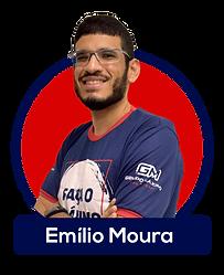 Emílio Moura professor de história ; matéria isolada; pré-vestibular e SSA recife