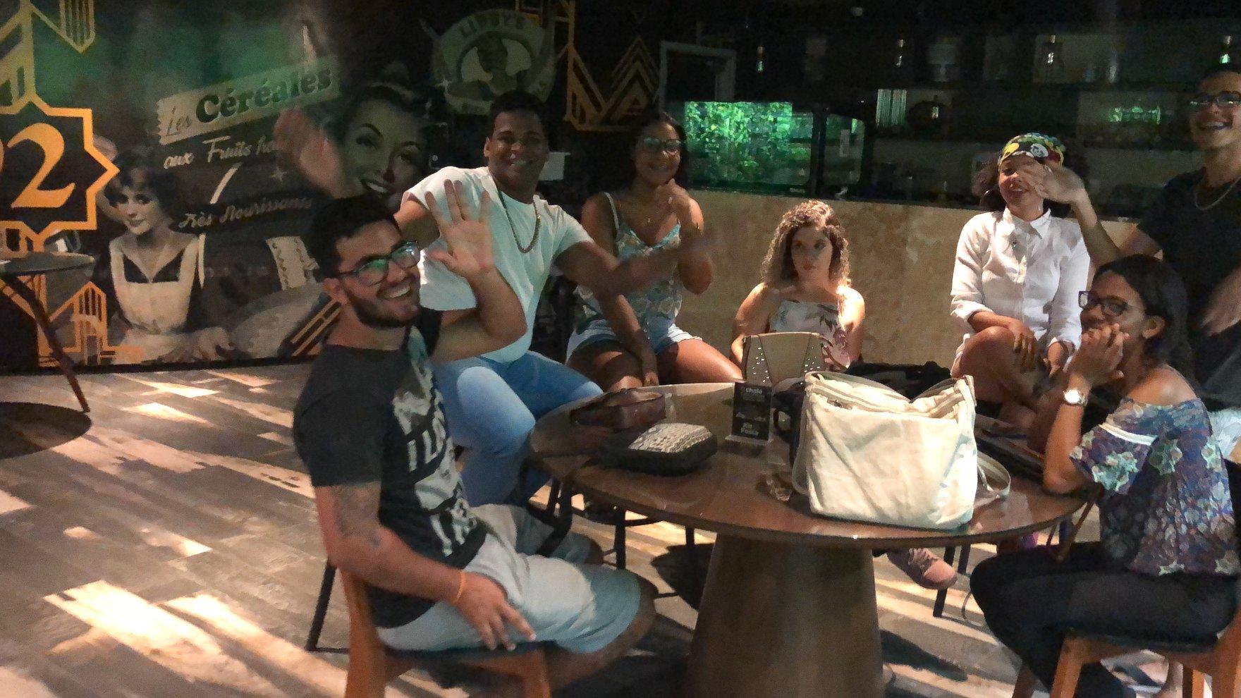jogos com alunos no plantão véspera de enem 2019 na unibra