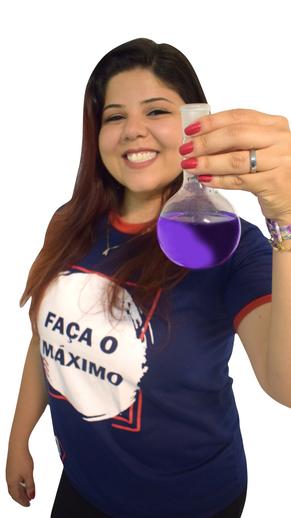 alessandra lyra valença professora de química grupo máximo educacional
