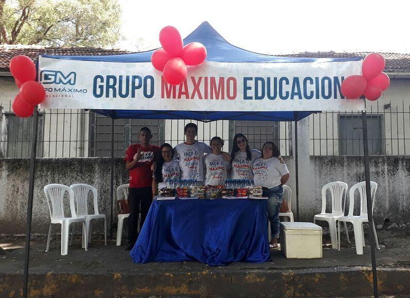 EQUIPE DO GRUPO MÁXIMO, UNICAP