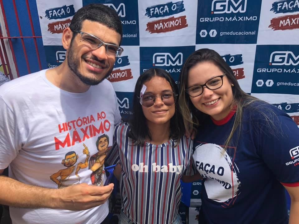 professora wiaponira guedes linguagem professor emílio moura história, filosofia e sociologia