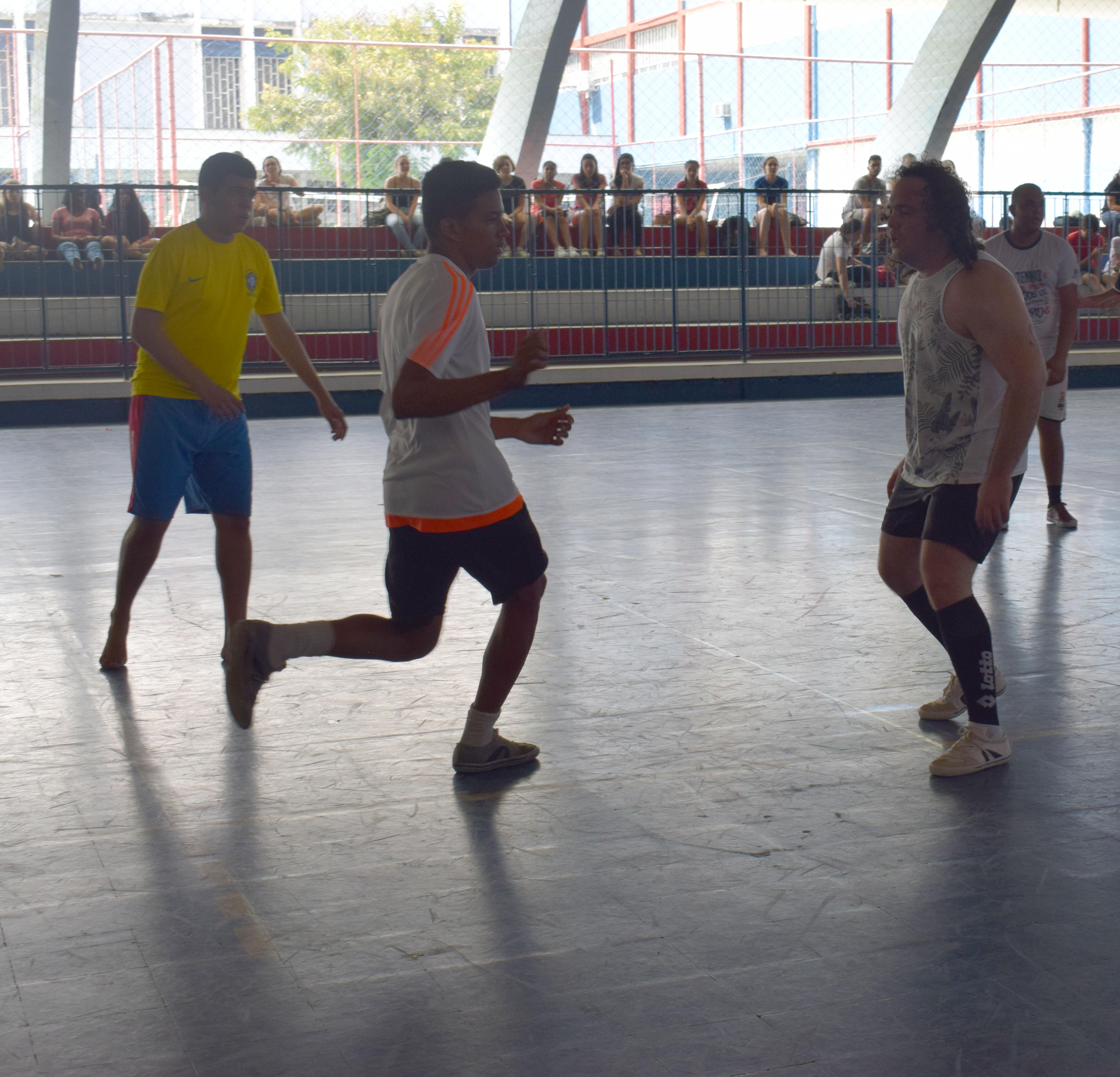 futsal jogos anti-stress recife