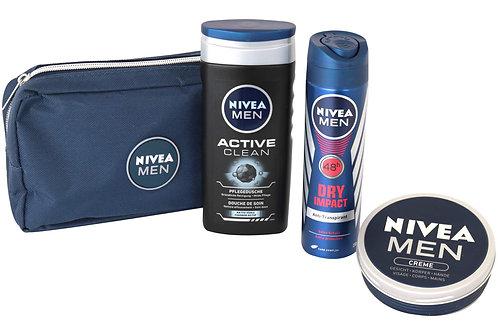 Coffret NIVEA Homme 4 produits