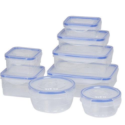Set de Boîtes de Conservation Aliments