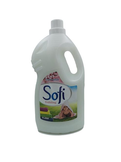 SOFI Assouplissant, Weichspüler 4L
