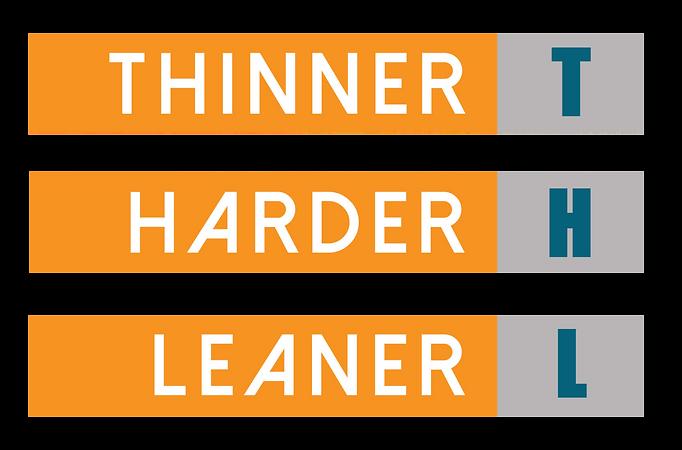 Thinner Matrix Thinner leaner harder