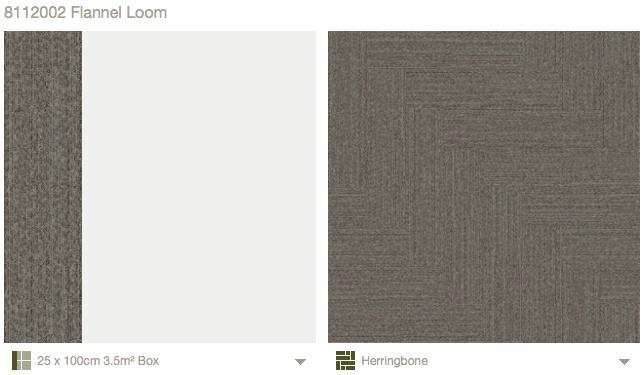 8112002 Flannel Loom
