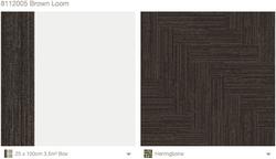 8112005 Brown Loom
