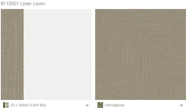 8112001 Linen Loom