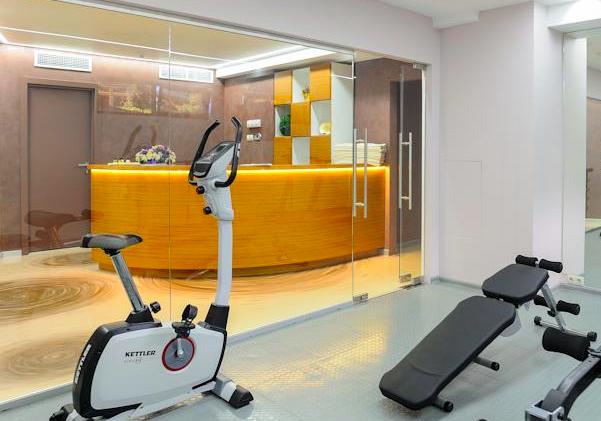 фитнесс зал