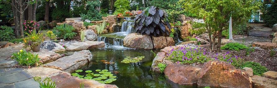 Pond Company Milton GA