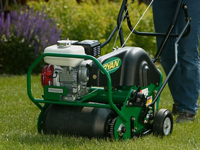 How to Aerate Your Lawn - Cumming Lawn Aeration