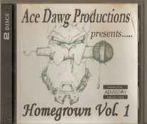 Acedawg - Homegrown: Vol 1