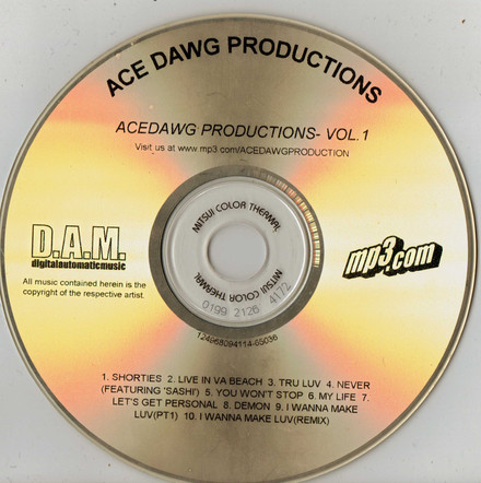 Acedawg Productions Vol. 1