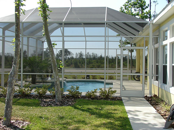 Custom Designed Sunrooms