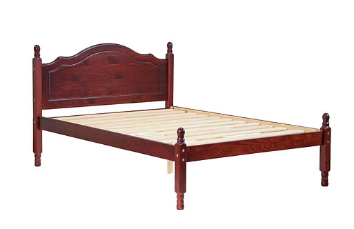 1442 - Reston Full Bed Mahogany