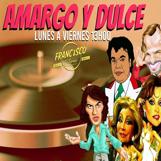 AMARGO Y DULCE 13H00