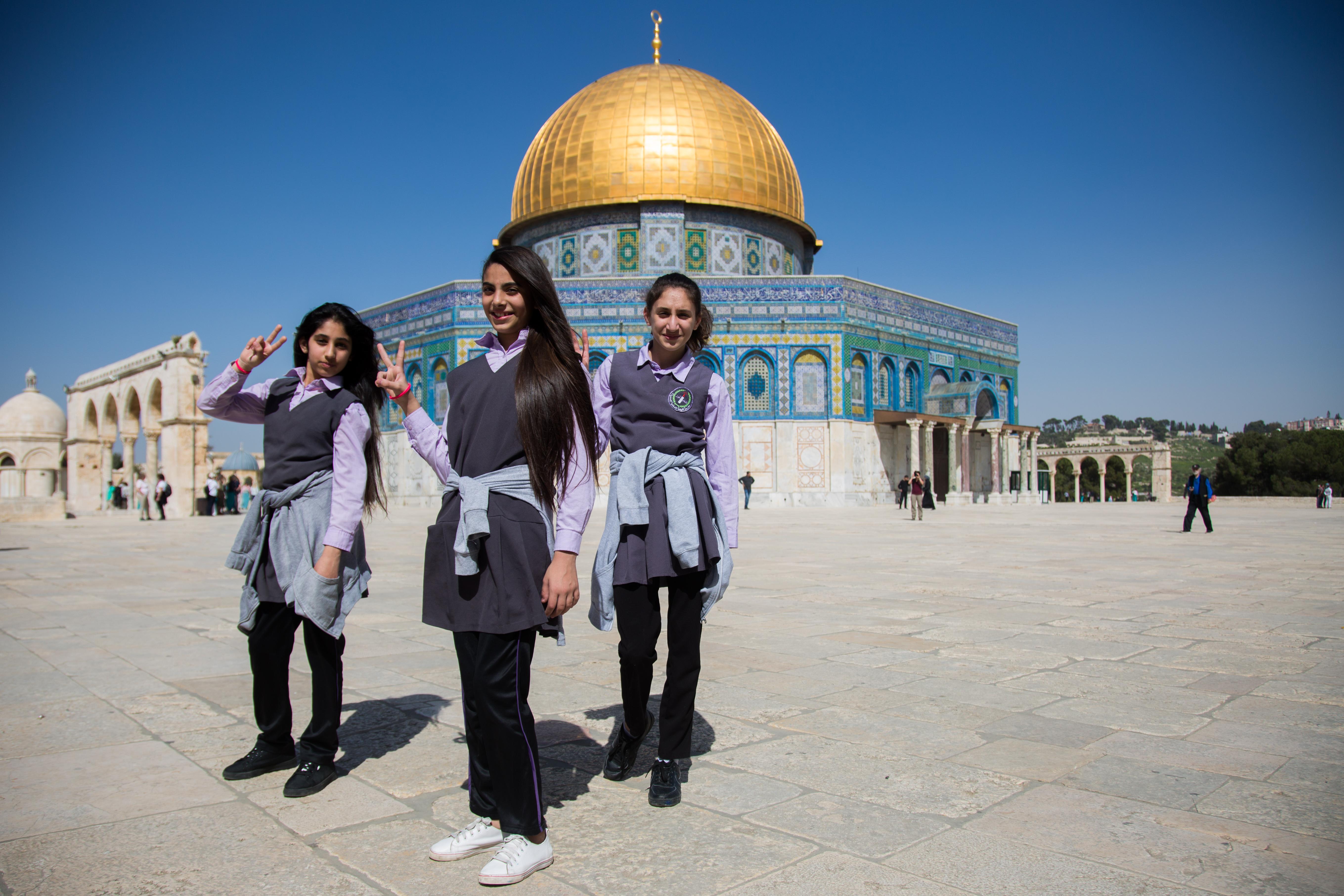 Jérusalem dans tous ses états