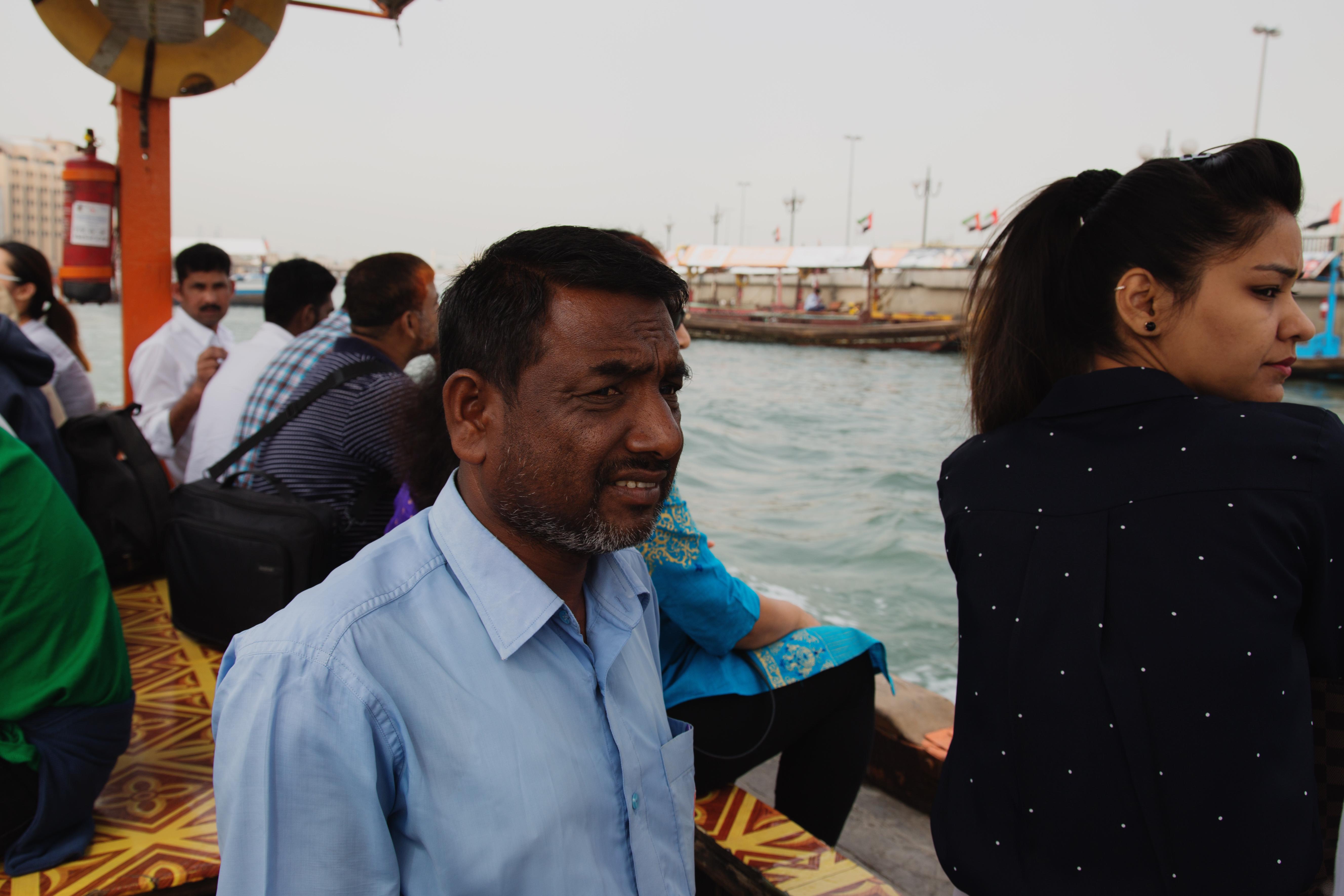Dubai l'étrangère
