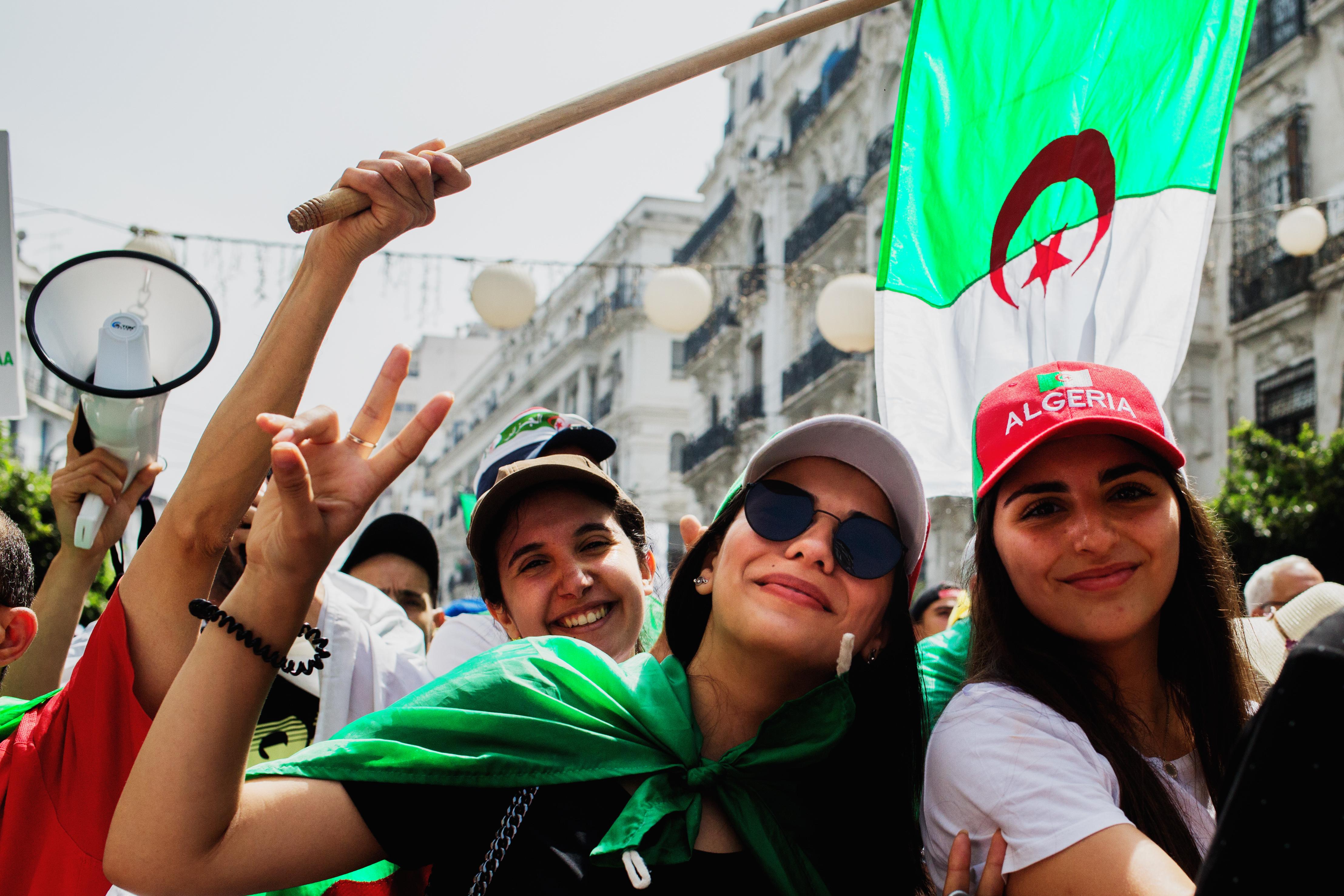 L'heure algérienne