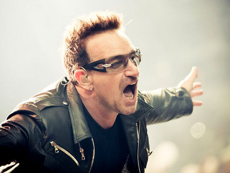 """The Media Misses Bono's Point...Again.  The coverage of """"LITTLE BOOK OF A BIG YEAR: Bono's A to"""