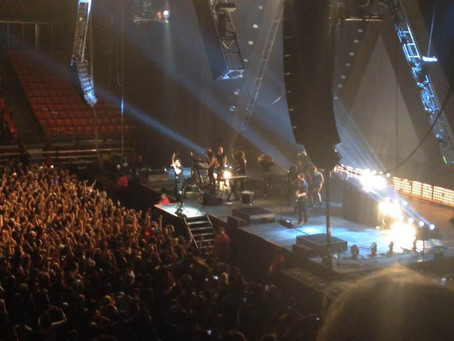 9 Things I Learned from Taking My 11 Year Old Daughter to See Her Favorite Band Bastille
