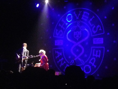 """""""Mary Ann and One Eye Dan"""": How Shovels and Rope Ended My Week Long Spousal Fued"""