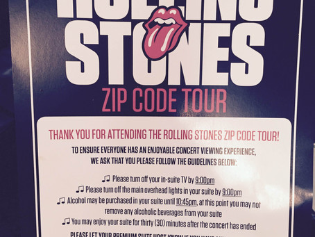 The Rolling Stones Start It Up (yea I just did that) In San Diego