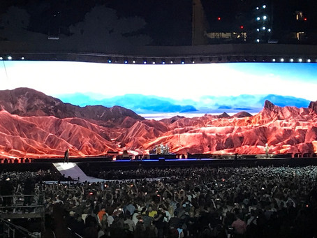 Through The Looking Glass: San Diego Hosts U2's Joshua Tree