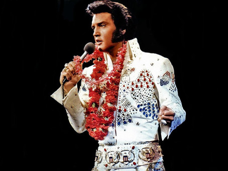 Elvis Presley: Misogyny, Racism and Yoga
