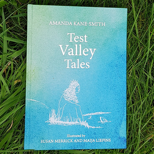 Test Valley Tales Illustrated Book of Short Stories (Limited Edition)