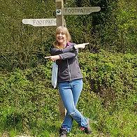 Amanda Kane-Smith discovering the Test Valley walks.jpg