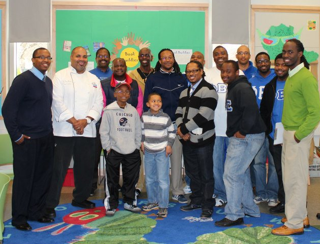 Manhood 101 Mentoring Sessions 2012