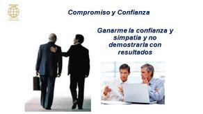 Compromiso tiene como base la confianza