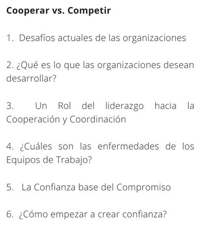 CONFERENCIA ejemplo 1