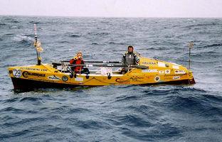 Sally & Sarah at Sea