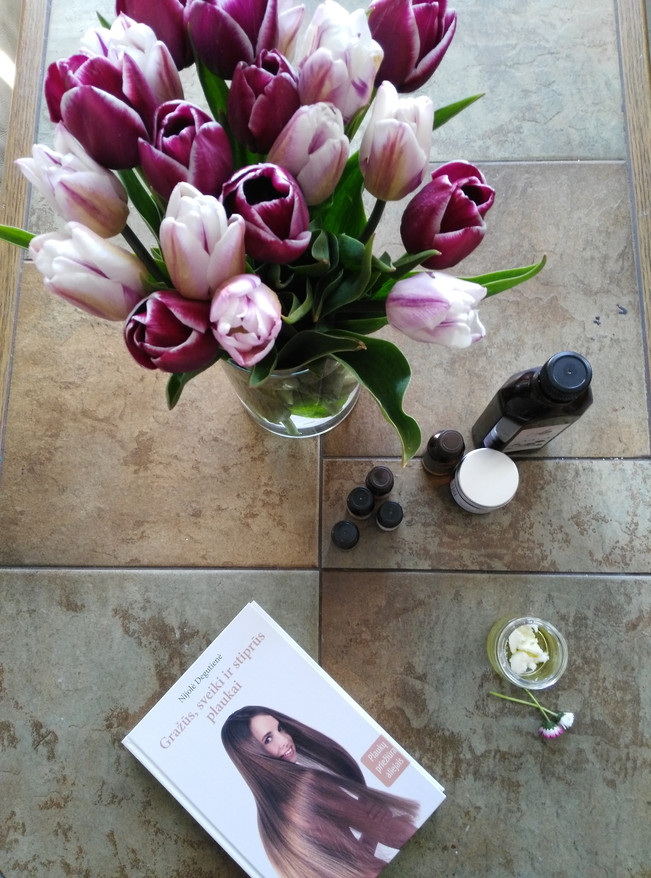 Gegužės - grožio mėnesio - apžvalga