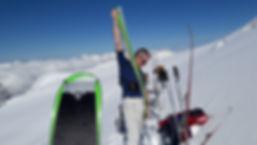 Ski de rando alpe d'huez - alpe d'huez ski touring coaching