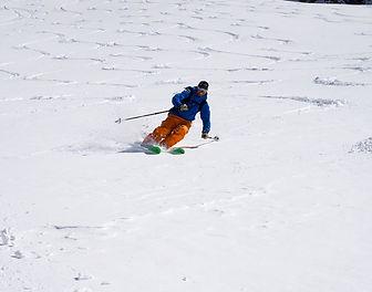 alpe d'huez ski touring guide - Guidage ski de randonnée alpe d'huez